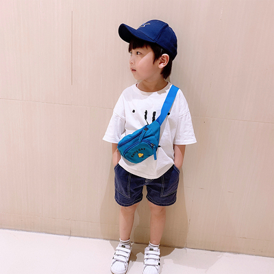 Kids Casual Fashion Coin Purse Mini Shoulder Bag