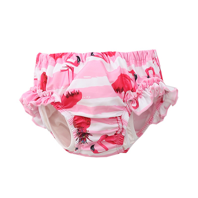 Baby Clothing Waterproof and Leak-proof Layered Swimwear
