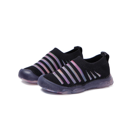 Kids New Breathable Mesh Jelly Bottom Sports Shoes