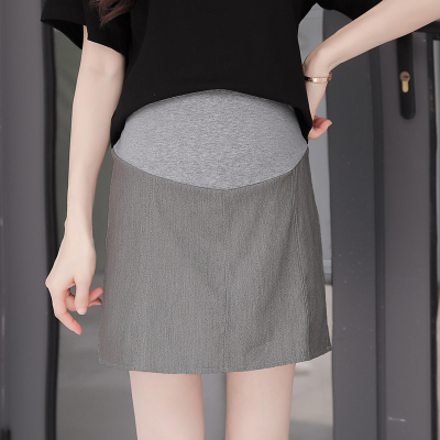 Maternity Clothing Summer Pregnant Women Hip Skirt
