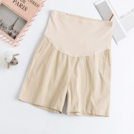 Maternity Clothing Summer Casual Support Belly Safety Pants
