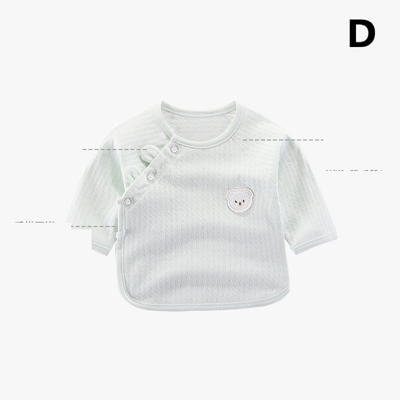 Baby Clothing Newborn Close-fitting Long-sleeved Tops