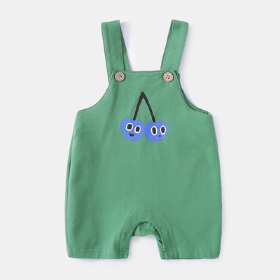 Baby Clothing Suspenders Casual Summer Jumpsuit