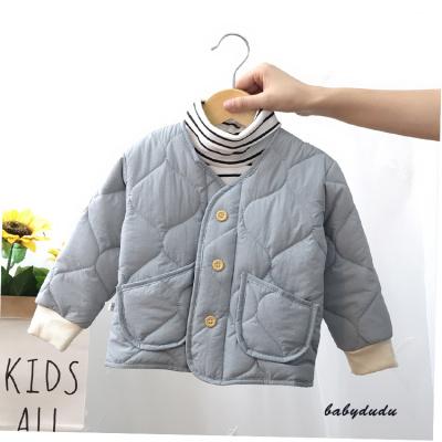 Baby Clothing Cotton Small Thin Jacket
