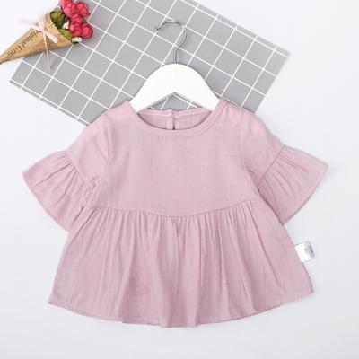 Kids Clothing Baby Short-sleeved Summer Shirt