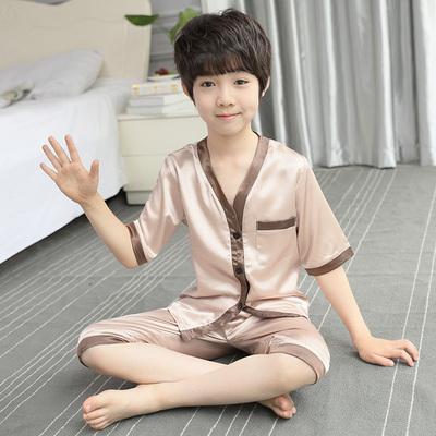 Kids Clothing Summer Pajamas Short-sleeved Suit