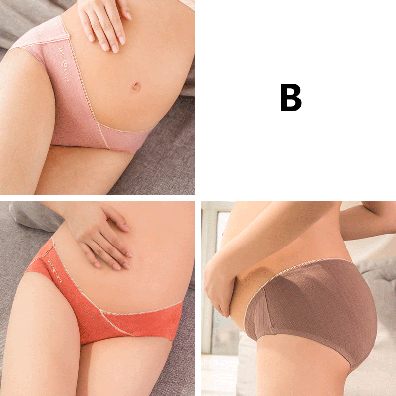 Maternity Clothing Cotton Antibacterial Pregnant Women Underwear