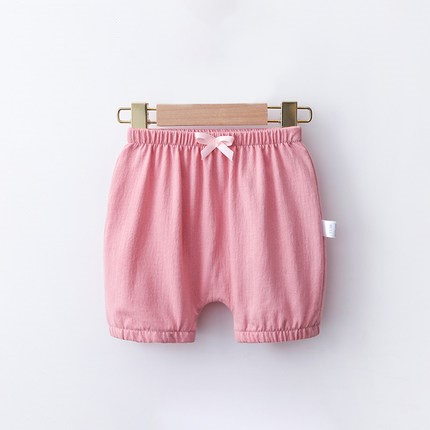 Baby Clothing Newborn Harem Pants Cotton Shorts