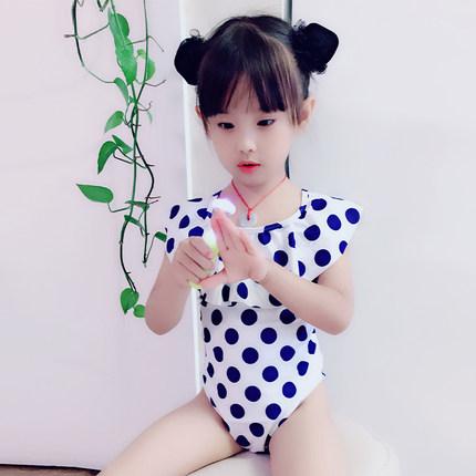 Baby Clothing Little Princess Polka Dot Swimwear