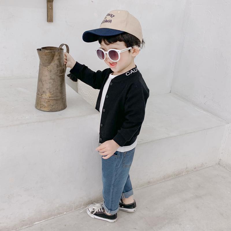 Baby Clothing Long Sleeves Baseball Uniform Jacket