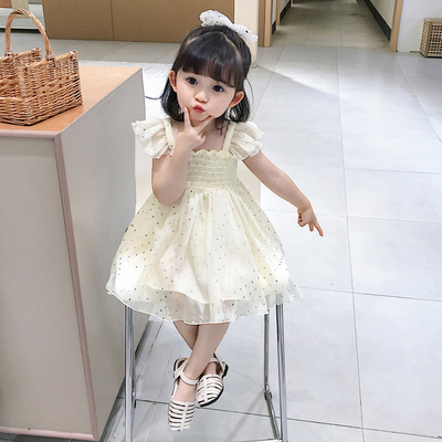 Kids Clothing Baby Summer Princess Skirt Girls Dress