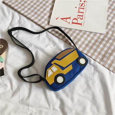 Kids Boy Car Crossbody Small Casual Bag