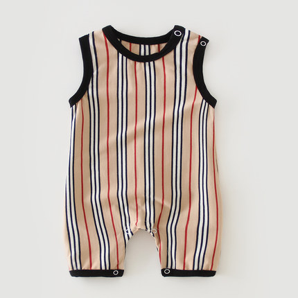 Baby Clothing Triangle Romper Cotton Jumpsuit