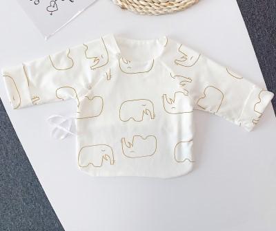 Baby Clothing Newborn Halfback Cotton Top
