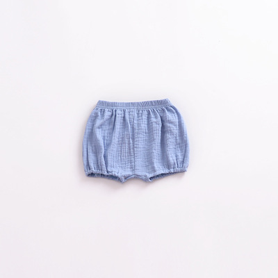 Baby Clothing Newborn Cotton and Linen Infant Bloomers