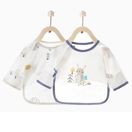 Baby Clothing Newborn Halfback Cotton Shirt