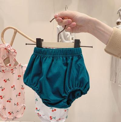 Baby Clothing Newborn Shorts Summer Cotton Bread Pants