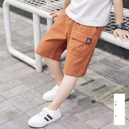 Kids Five-point Pants Children Casual Shorts