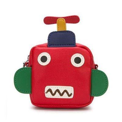 Kids Fashion Outgoing Messenger Student Bag