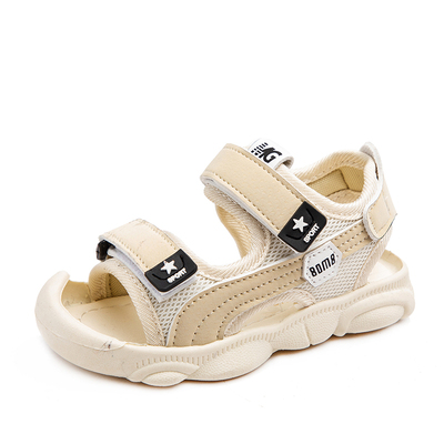 Kids New Summer Baotou Anti-kick Shoes
