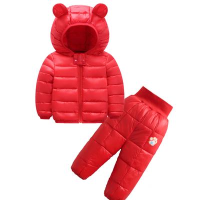 Baby Clothing Cotton Winter Jacket