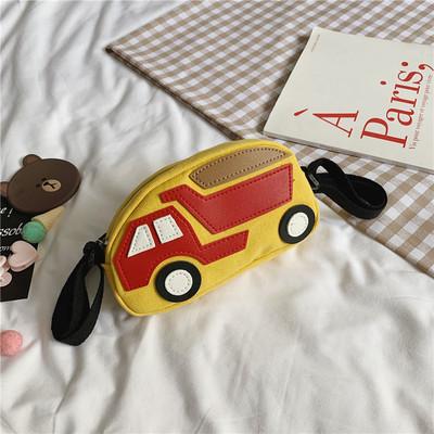Kids Truck Cute Shoulder Mini Fashion Bag