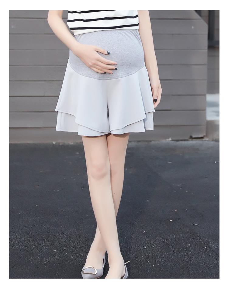 Maternity Clothing Pregnant Woman Wide-leg Pants