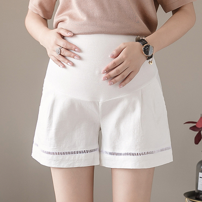 Maternity Clothing Pregnant Woman Loose and Thin Wide-leg Pants