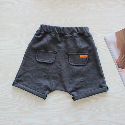 Baby Clothing Summer Thin Cotton Harem Pants