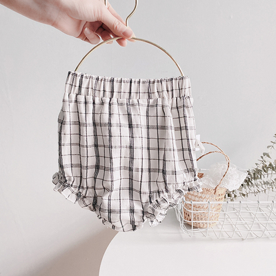 Baby Clothing Cute Lantern Bubble Shorts