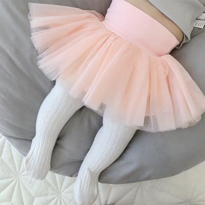 Baby Girl Princess Korean Style Lace Bridesmaid Short Mini Skirts